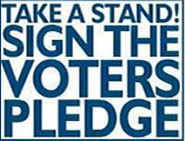Sign the Voters' Pledge