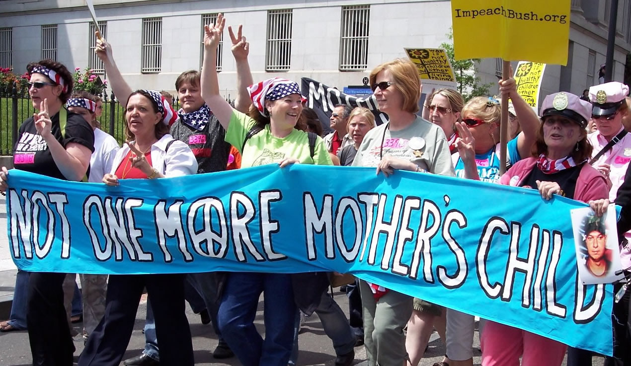 Mothers' March